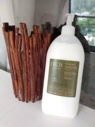 Refil Polpa Desodorante Hidratante Corporal Andiroba - 400ml