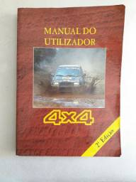 Livro Manual do utilizador 4x4