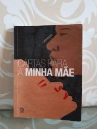 """Livro """"Cartas para minha mãe"""""""