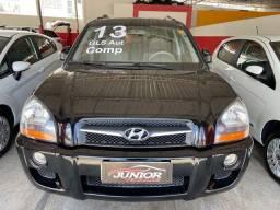 (Junior Veiculos) Hyundai Tucson GLS Ano:2013 Automática