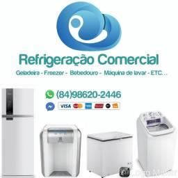 Refrigeração comercial
