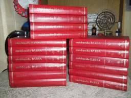 Enciclopédia Barsa e mais. (leia a descrição)