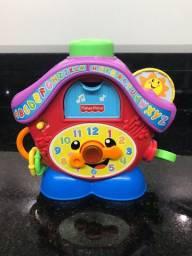 Relógio Cuco Fisher Price