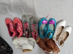Kit de Calçados infantil feminino