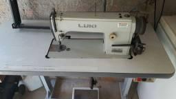 Máquina de costura luki industrial