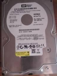 HD Western Digital 250GB SATA