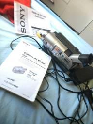 Câmera filmadora Sony primeira qualidade