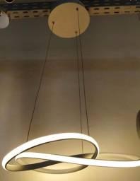 Luminária Pendente em Led - 55cm diâmetro