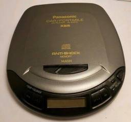 Discman Panasonic Anti-shock