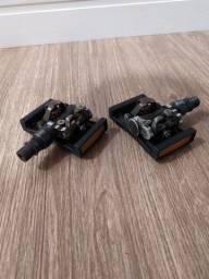 Pedal Clip MTB Wellgo tipo SPD