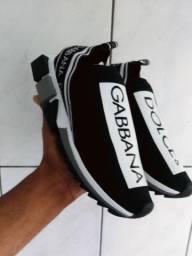 Tênis Dolce Gabbana Lançamento