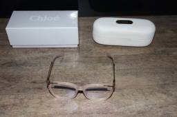 Armação Óculos Feminino Chloé CE2689