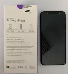Barbada Samsung Galaxy J8, 64 GB, sem nenhum arranhão!