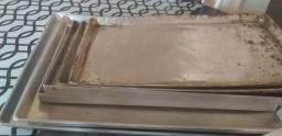 Formas de padaria
