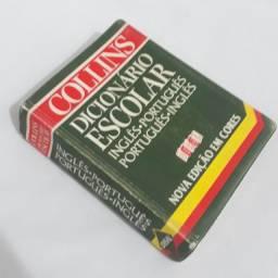 Dicionário Collins Inglês Português Inglês Conservado