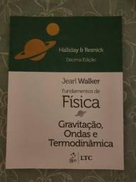 Halliday fisica 2 ondas e termodinâmica