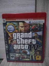 Jogo PS3 GTA Iv
