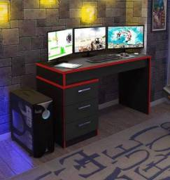 Mesa Gamer nova na caixa