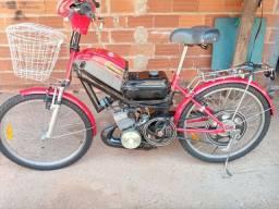 Bicicleta motorizada *