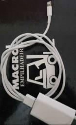 Carregador original Apple para iPhone