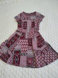 Vestido de manguinha P