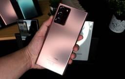 Galaxy note 20 ultra 12gb/256gb novo troco 11 pro max