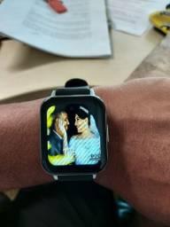 Smartwatch tela de 1.78 polegadas top