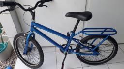 Vendo ou troco bike aro 20. Troco em bike aro 16.