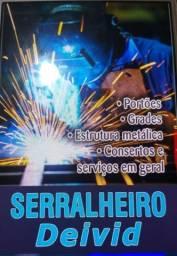 Serralheiro (aceito cartão )