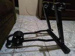 Suporte Rolo Treino Bicicleta - Usado 1x