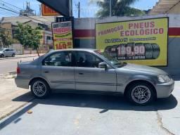 Vendo Honda Civic VTEC - EX Automático ano 2000