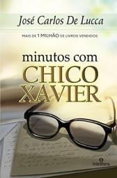 Livro Minutos com com Chico Xavier