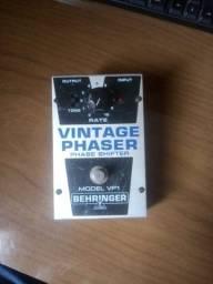 pedal Vintage Phaser Behringer