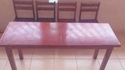 Vendo *Mesa de madeira nova de 1,63 de comprimento