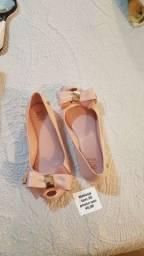 lindos sapatos de menina