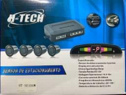 NOVO - Sensor Estacionamento Tech One Ré 4 Sensores