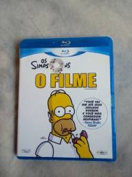 Filme Os Simpsons ( Blu Ray)