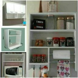 Kit completo para cozinha  100 % mdf