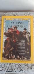 11 revistas americanas National geografhic 1968  falta o mês de Setembro.
