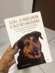Livro ?Lou, o melhor cão do mundo?