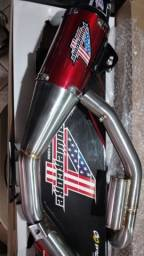 PROMOÇÃO ESCAPE POWER CORE 4 PRO TORK P CRF 230 E 250 F NACIONAL