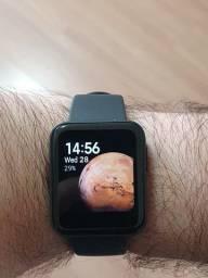 Relógio Smartwatch Xiaomi Mi Watch Lite com GPS integrado!