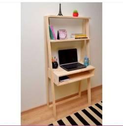 Escrivaninha estante