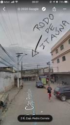 Casa no Rodo de Itaúna - 350,00 com taxa de luz e água já incluídas