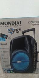 Caixa de som Mondial 500w