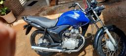 Vendo Honda CG Fan 125 KS - Motorzão