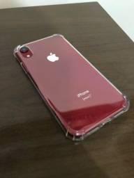 iPhone XR red - 64gb Zerado