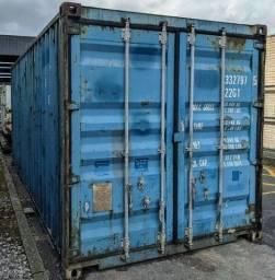 Containers 20 pés