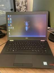 Notebook DELL E5470