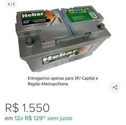 Bateria 80 Amperes Agm (start-stop lacrada.